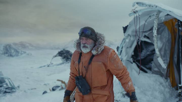 George Clooney's The Midnight Sky On Course To Be One Of Netflix's Most Watched Films Ever