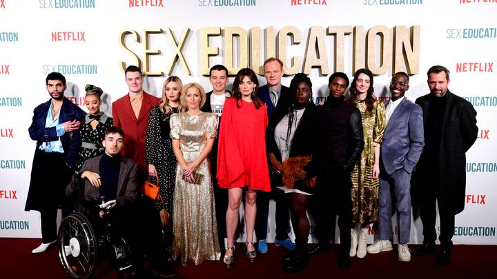 Sex Education's Mr Groff Is 'Absolutely Up For A Season 4'