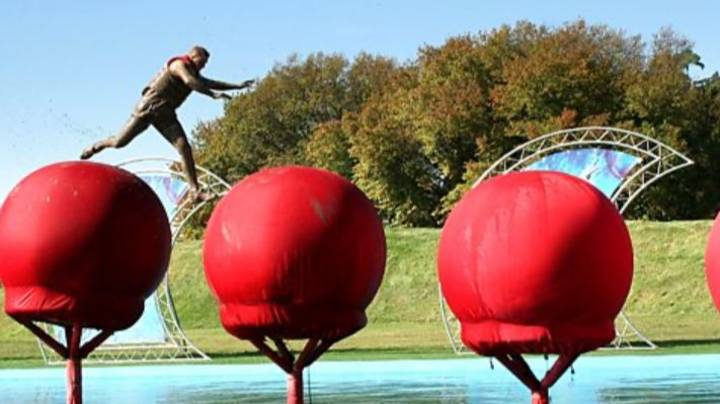 Wipeout Contestant Dies After Completing Assault Course