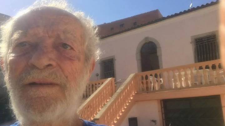 Man Who Spent 30 Years Living Alone On An Island Moves To City Aged 82