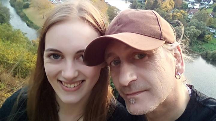 Meet The Teenager With A 52-Year-Old Boyfriend