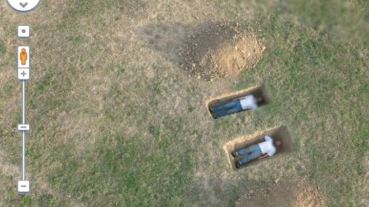 People Fooled Into Thinking Google Maps Captured 'Freshly Buried Bodies In Their Graves'