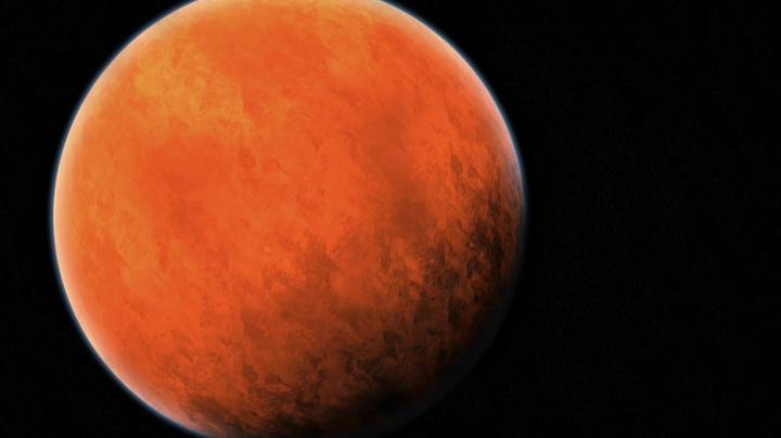 Mars Will Appear Bigger And Brighter In The Sky Today Than It Has For 15 Years