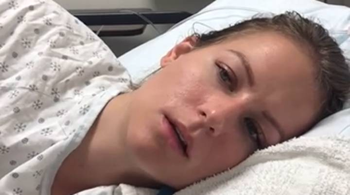 Woman Wakes Up From Anaesthesia And Tells Husband About Good-Looking Nurse