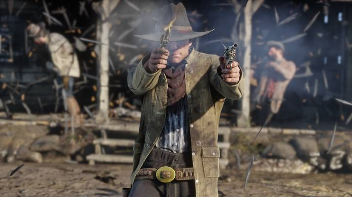 Rockstar Drops Official Trailer For 'Red Dead Redemption 2'