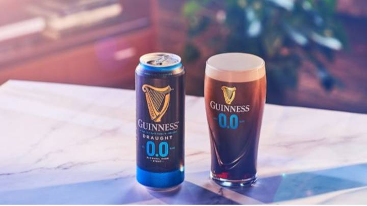 Guinness Launches Alcohol-Free Guinness 0.0