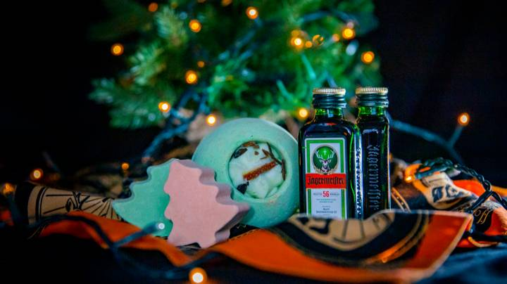 Jägermeister Launches Limited Edition Bath Bomb Gift Set For Christmas