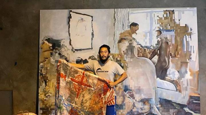 Bloke Who Painted Facebook's First Office Is Now Worth Over $200m