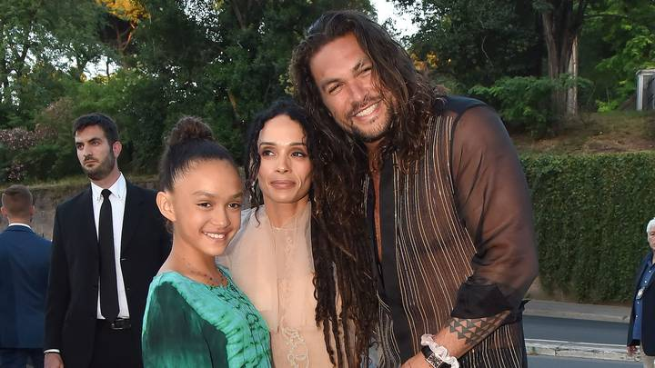 Jason Momoa Admits He's Not Looking Forward To When His Daughter Starts Dating