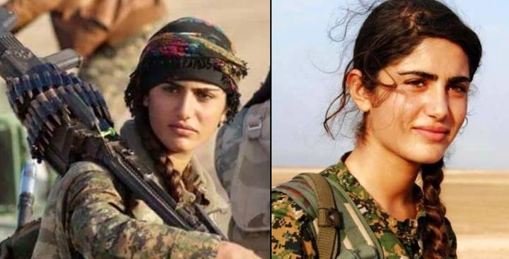 The 'Kurdish Angelina Jolie' Has Reportedly Been Killed Fighting ISIS