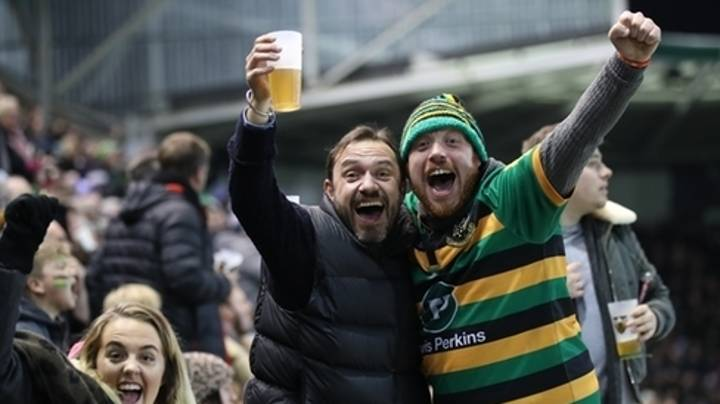 You Could Get Paid £200 To Spend Afternoon Drinking Pints And Watching Rugby