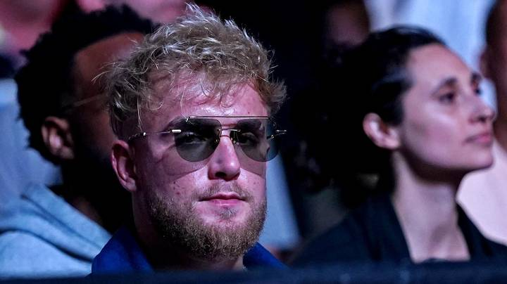 MMA Fans Chant 'F*** Jake Paul' After He Turns Up At UFC 261