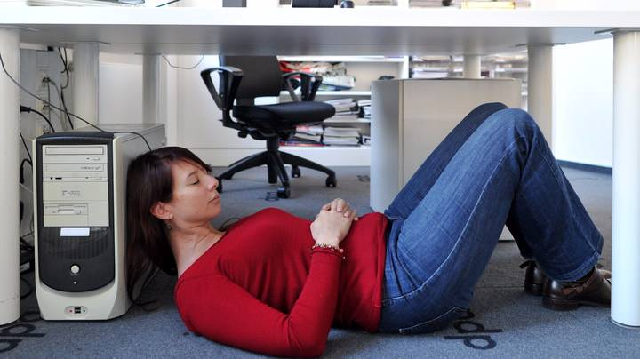 Bosses Could Give You A One Hour Nap At Work Tomorrow