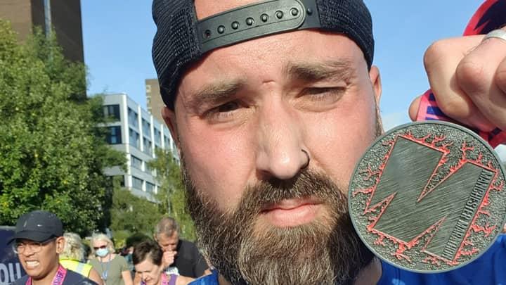 Man Accidentally Runs Entire Manchester Marathon