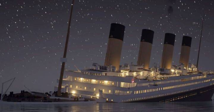 Real-Time Simulation Of The Titanic Sinking Is Unsettling And Strangely Addictive
