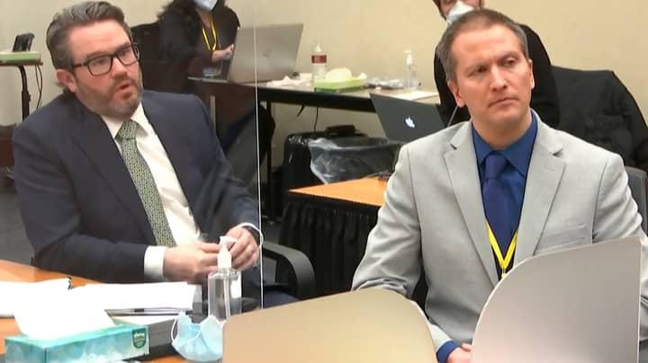 George Floyd: Derek Chauvin Found Guilty Of Murder