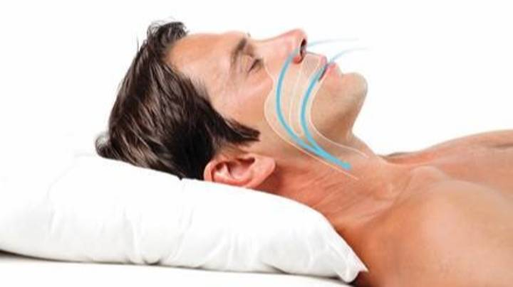This Anti-Snore Pillow Will Give You A Quieter Night's Sleep
