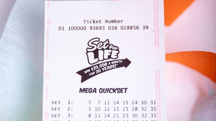 Man Who Lost Job Because Of Coronavirus Wins £2.5m On Lottery