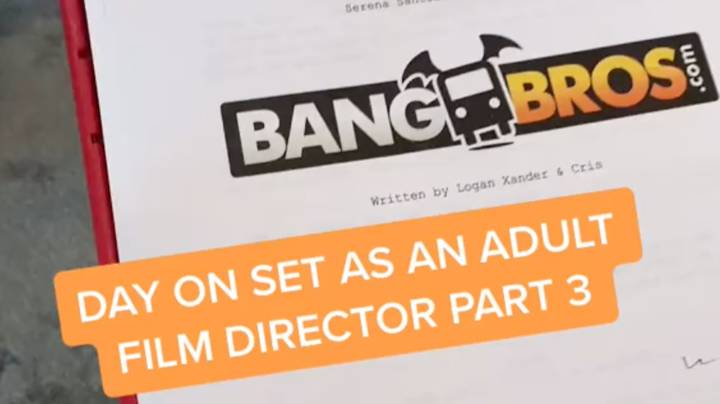 Adult Film Director Shares Behind The Scenes Look At BangBros Porn Shoot