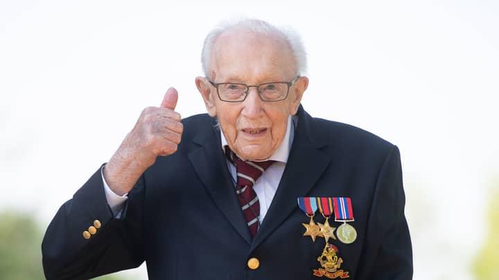 National Clap For Captain Sir Tom Moore Tonight, Boris Johnson Announces