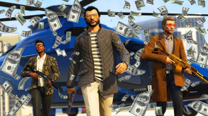 'Grand Theft Auto V' Has Made More Money Than Any Other Entertainment Product