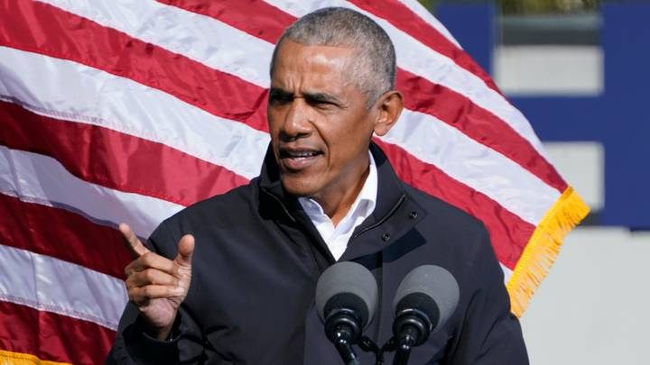 Barack Obama Won't Serve In Joe Biden's Cabinet As He Says Michelle Would 'Leave Him'