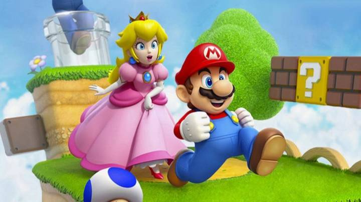 People Are Just Noticing The Age Difference Between Mario And Princess Peach