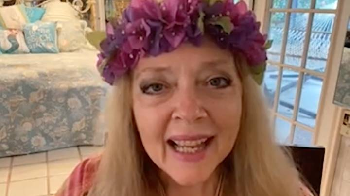 Carole Baskin Gets Tricked Into Doing A Shout-Out To Rolf Harris And Jimmy Savile