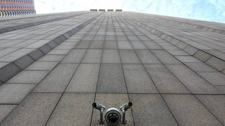 Man Explains Mysterious Windowless Buildings In US Cities