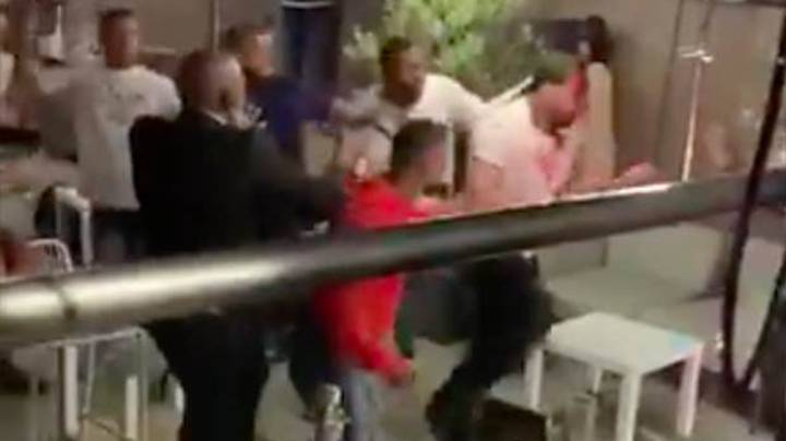 Video Shows Large Brawl Erupting At London Rooftop Bar