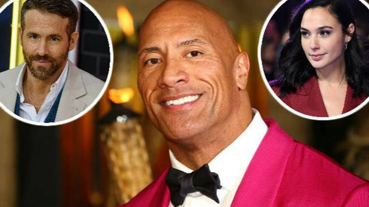 Netflix Starts Filming On Red Notice With The Rock, Ryan Reynolds And Gal Gadot