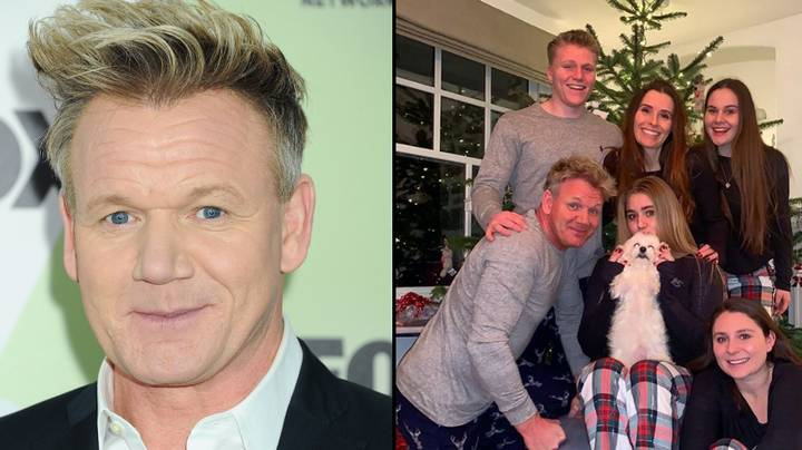 Gordon Ramsay And His Wife Are Expecting Their Fifth Child