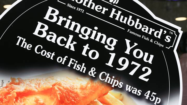 Chippy Causes Absolute Carnage After Offering Fish And Chips For Just 45p