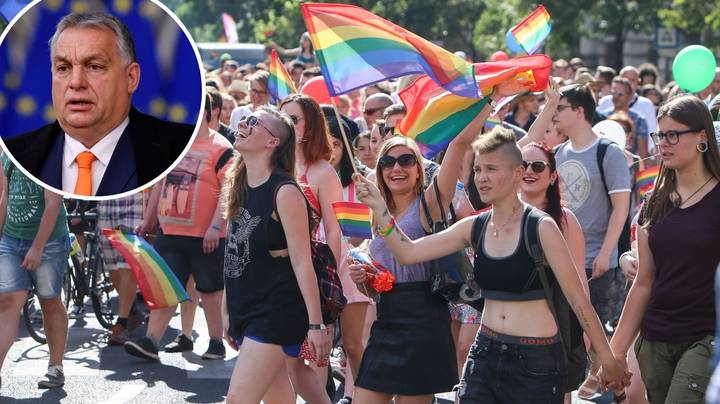 Hungary Bans Same-Sex Couples From Adopting Children