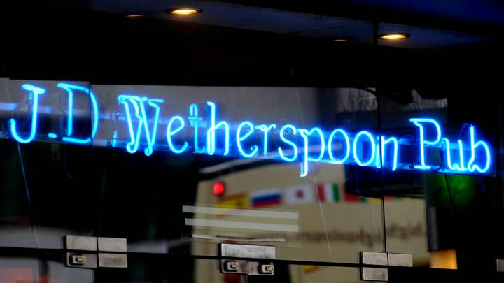 Wetherspoon Confirms 66 Employees At 50 Pubs Have Tested Positive For Coronavirus