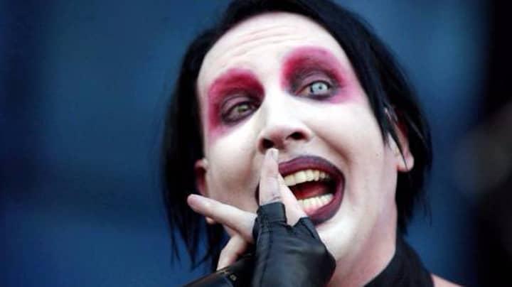Marilyn Manson's Instagram Account Is The Stuff Of Nightmares