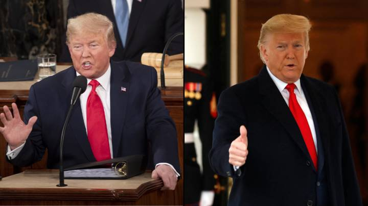 US President Donald Trump Acquitted On Both Impeachment Charges