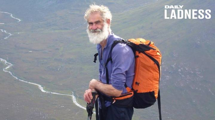 80-Year-Old Man Climbing All 282 Munros In Scotland In Honour Of His Wife With Dementia