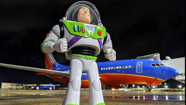 Airline Returns Kid's Lost Buzz Lightyear With Photos And Letter From His Special Mission