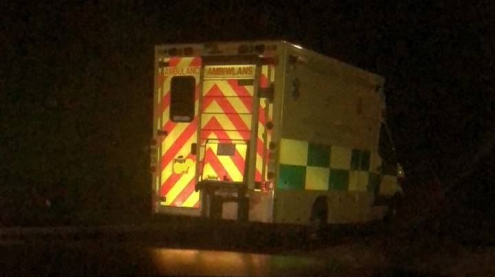 Ambulance Stolen As Paramedics Treat Patient Inside Home