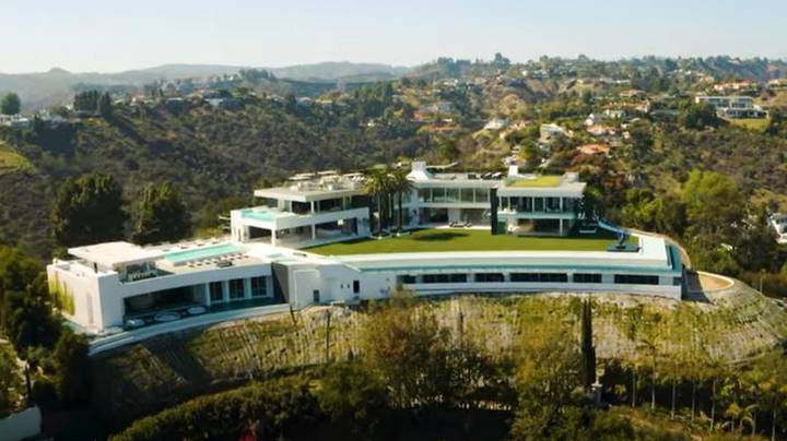 First Time Inside 'The Most Expensive House In The World'