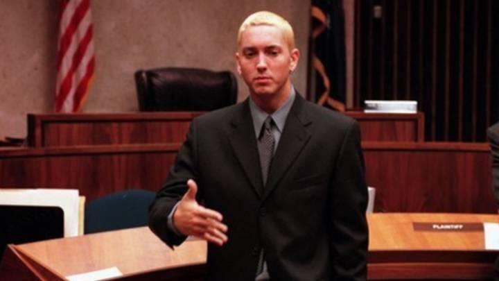 There's A Hidden Message When You Play Eminem 'My Name Is' Backwards
