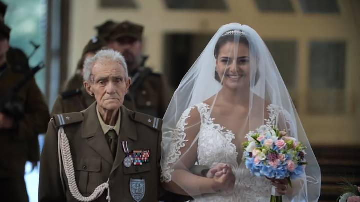 WWII Hero Told Granddaughter 'I'm Proud I Lived To See This'