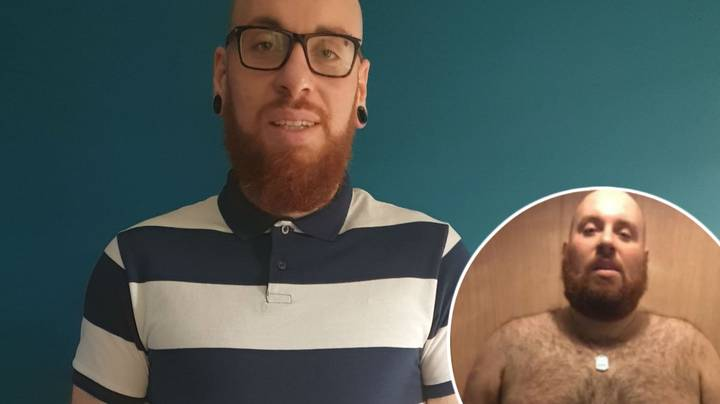 ​Bloke Sheds More Than 13st Thanks To Exercise And Vegan Diet