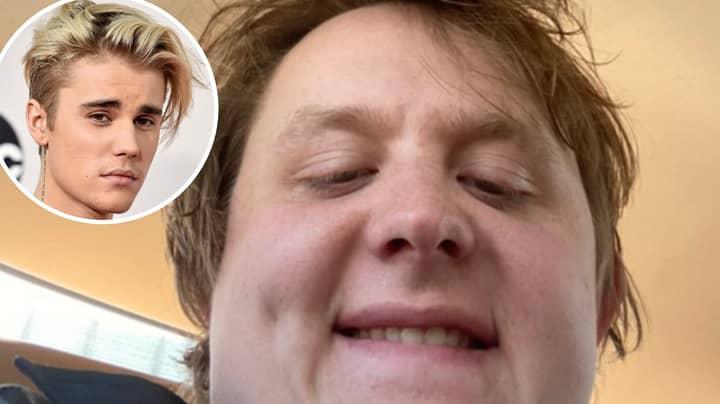 Justin Bieber Admits That Lewis Capaldi Is As Good Looking As Him