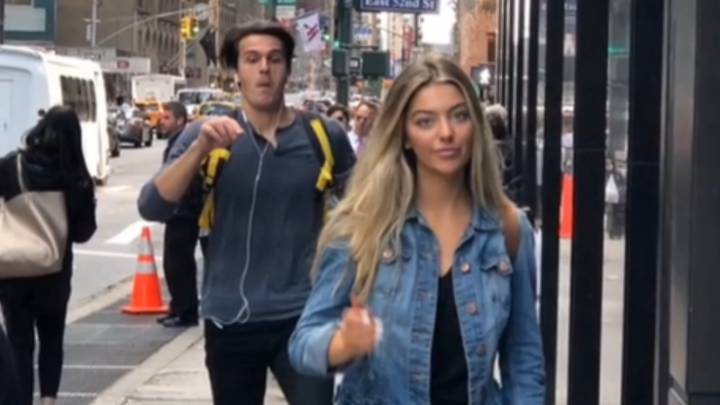 TikToker Manages To Track Down Man Who Photobombed Her Years Ago