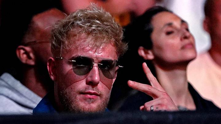 Jake Paul Describes 'Hilarious' Moment Floyd Mayweather Tried To Punch Him
