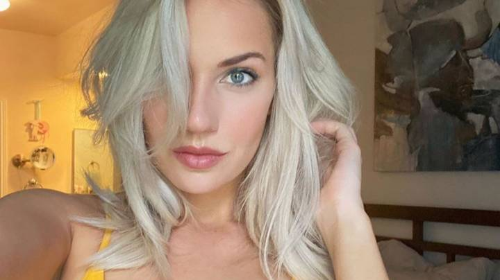Former Pro Golfer Paige Spiranac Says Dates Would Just Use Her For Lessons