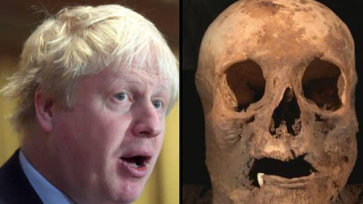 Mummified Syphilitic Corpse Revealed To Be Boris Johnson's Ancestor