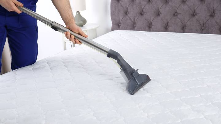 Mattresses Need To Be Vacuumed Every Six Months To Pull Out Skin Cells